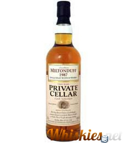 Macallan Private Cellar 1985 Reserva 19 Años