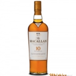 Macallan Sherry Oak Reserva 10 Años